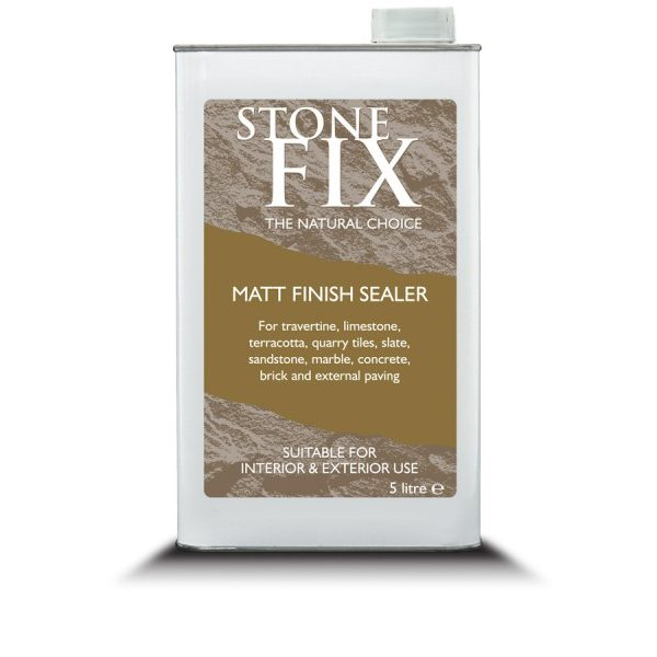 Stonefix Matt Finish Sealer For All Types Of Paving