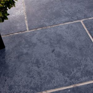 Antique Black Indian Limestone