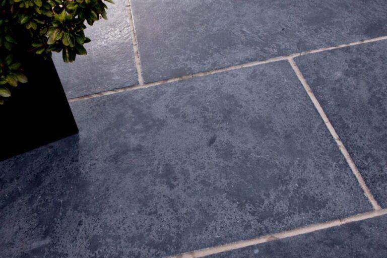 antique black indian limestone indian stone paving. Black Bedroom Furniture Sets. Home Design Ideas