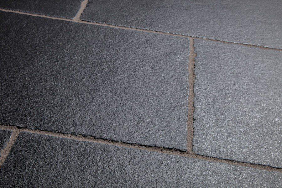 Sample Cuddapah Black Limestone Tumbled Stone Traders
